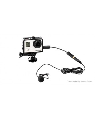 BOYA BY-LM20 Clip-on Omnidirectional Condenser Lavalier Microphone