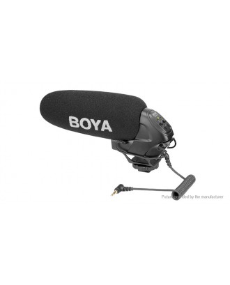 BOYA BY-BM3031 On-Camera Interview Video Recording Condenser Microphone