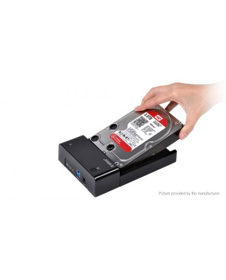 Authentic ORICO 6518US3-V1 USB 3.0 External HDD Enclosure Case (EU)
