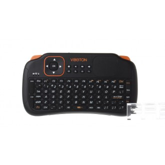 Viboton S1 2.4GHz Mini Wireless Keyboard w Touchpad