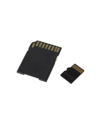 16GB microSDHC Memory Card w/ SD Card Adapter